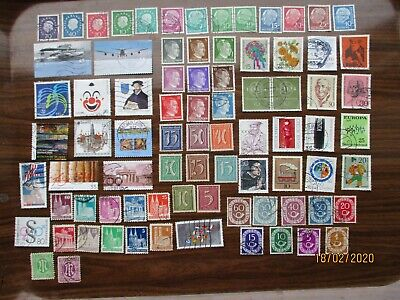 75  GERMANY  STAMPS  (lot E)