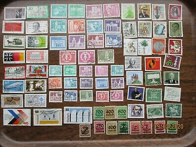 75  GERMANY  STAMPS  (lot F)