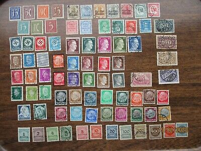 80 Germany  Reich Issue  Stamps