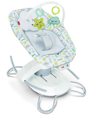 2-in-1 Deluxe Soothe 'n Play Glider with Smart Connect