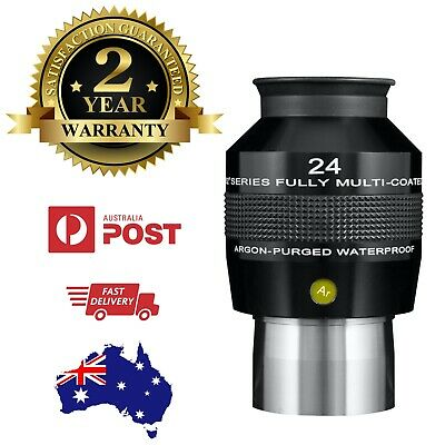 "Explore Scientific 2"" 82-deg Series Argon-Purged Waterproof Eyepiece - 24mm"