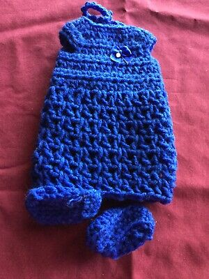 """15"""" Doll Clothes Hand Crocheted"""