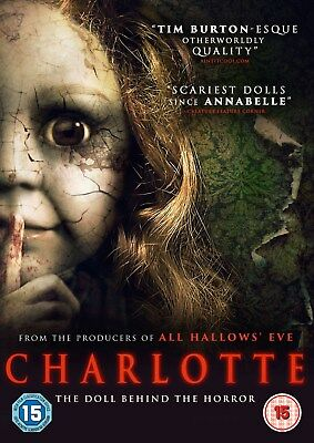 Charlotte (Dvd) (New) (Horror)
