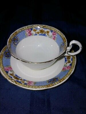 Aynsley TeaCup and Saucer - Antique