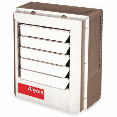 Dayton Electric Unit Heater 480VAC 30.0 KW 102,300 BtuH 36A 2YU78
