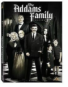 Die Addams Family - Volume 3 [3 DVDs] by Sidney L... | DVD | condition very good