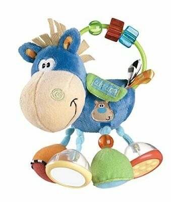 Playgro Activity Rattle Clip Clop, Learning Toy, From 3 Months, BPA-free,
