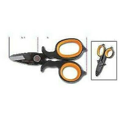 Beta Scissors Asymmetric H-Safe Stainless Bax 011284088