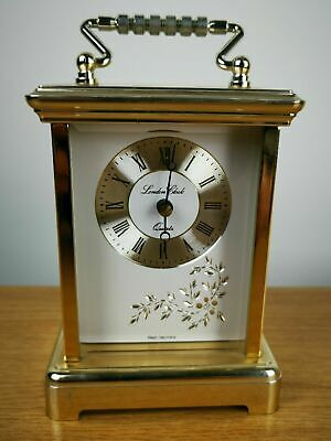 A Stunning Vintage West German Carriage Clock