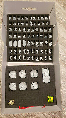 Warlord Bolt Action Australian Army Lot 28mm WWII Infantry Ready to Paint!!!