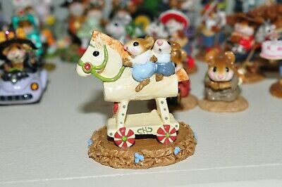 Wee Forest Folk M-65 Mousey Express