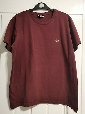 Girls Lacoste T/Shirt Age 14 Yrs