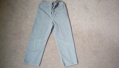 Boys Gap grey chino trousers age 3