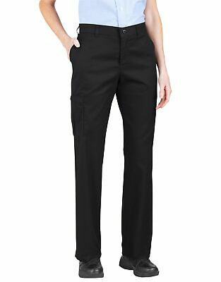 Dickies Women's Premium Relaxed Fit Straight Leg Cargo Pants