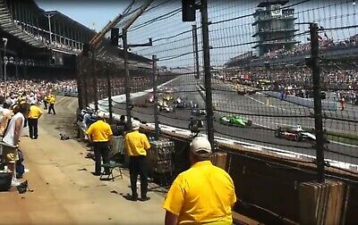 4 *KILLER* Indianapolis Indy 500 Tickets. E Stand Box 3, Row D, 5/24/2020.  WOW!