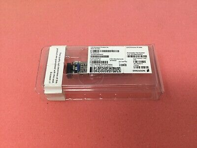Optical Transceiver Brand New ERICSSON RDH 102 65//3 CPRI /& 10 GBASE LR SFP