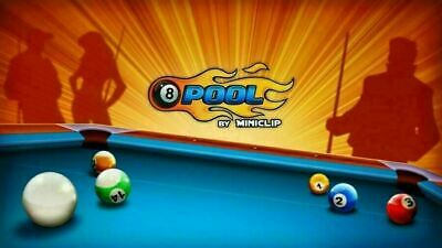 8 BALL POOL COINS 6 billion plus bonus INSTANT DELIVERY