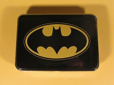 2 Decks Special Edition ~ New Batman Playing Cards In Sealed Tin