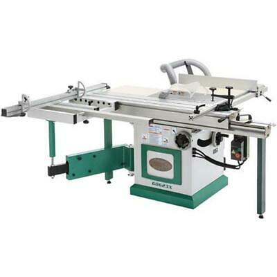 Grizzly G0623X 230V 10 Inch 5 HP Sliding Table Saw