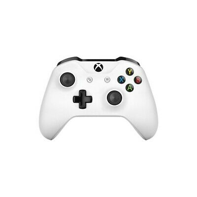 Microsoft Xbox One Wireless Controller (White) Brand New Free Shipping