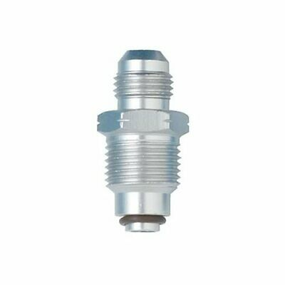 Fragola 491962-CL Fitting Straight Male -6 AN to 14mm x 1.5 Male Thread EA