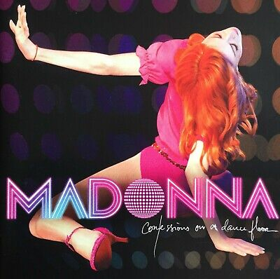 Madonna Confessions on a Dance Floor CD Brand New Sealed