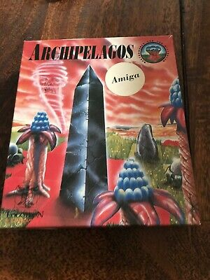 Amiga Archipelagos By Logotron Game