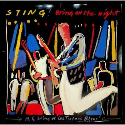 Sting - Bring On The Night - A&M Records - 396705-1 - Vinile