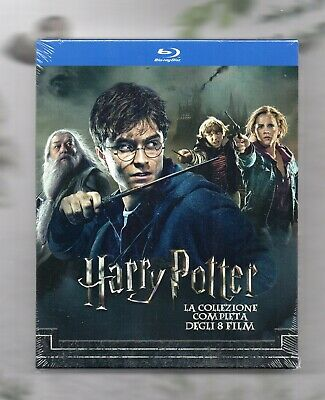Harry Potter Complete Collection - Blu-ray Box Set - NEU/OVP