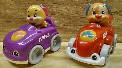 Fisher-Price Laugh And Learn Puppy/'s Smart Train REPLACEMENT Puppy frog Car Home