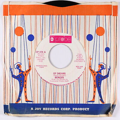 Psych Fuzz 45 - Morgen - Of Dreams/She's The Nitetime - ABC-Probe - mp3