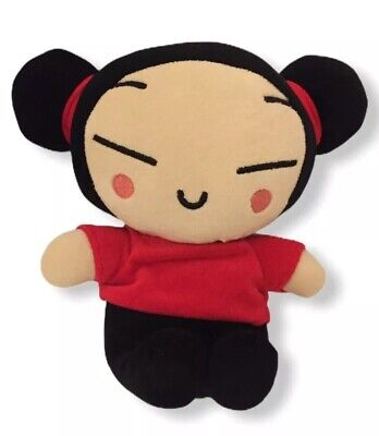 Pucca Plush (RARE & OFFICIAL) Free Shipping