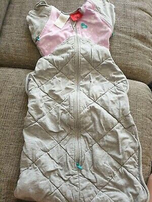 LOVE TO DREAM Transition 50/50 Sleep Bag Sz 0 Large 2.5TOG