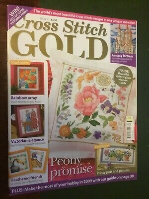 Cross Stitch GOLD Magazine Issue 62
