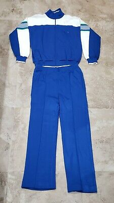 Nwt Vintage Pierre Cardin Track Jacket And Pants  Size  L