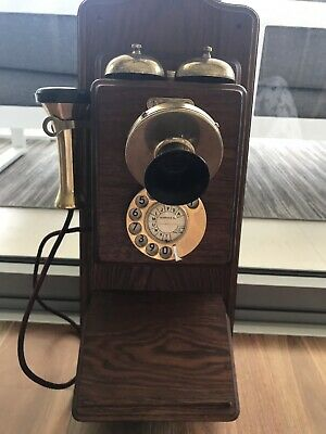 Antique PMG wall phone