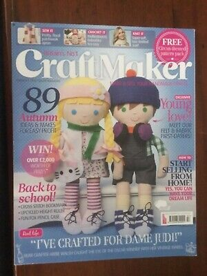 Britain's No: 1 CraftMaker Magazine September 2015 Issue 53
