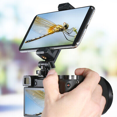 Professional Camera Tripod Stand Holder 360 Degree Rotation Mount for Cell Phone