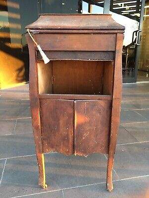 Singola Gramphone Wooden Cabinet P/u Scoresby During Business Hours