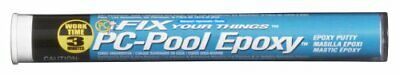 PC Products PC-Pool Epoxy Putty Moldable 4oz Stick Off White 41116