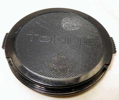 Tokina AT-X 62mm snap on type Lens Front Cap