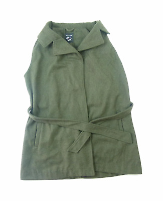 New Look Girls Green Plain Jacket Age 14-15