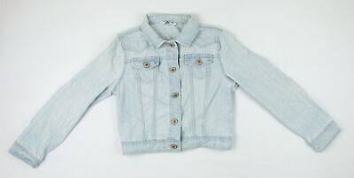 New Look Girls Blue Jacket Age 14-15