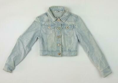 New Look Girls Blue Jacket Age 9