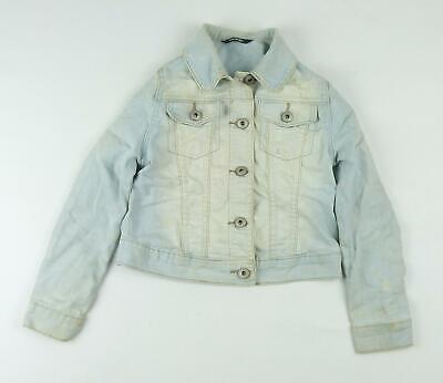 George Girls Blue Jacket Age 6-7