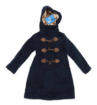 Little Miss Real Girls Blue Coat Age 3
