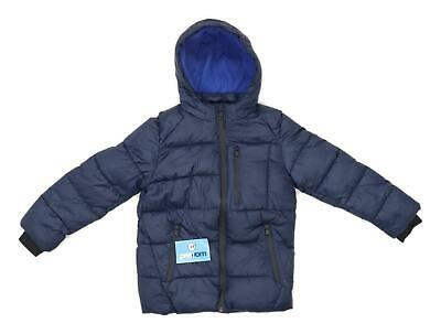 Marks & Spencer Girls Blue Coat Age 7-8