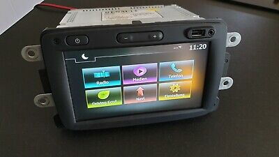 Media Nav Evolution Renault Captur Dacia Duster Sandero Navigation Autoradio