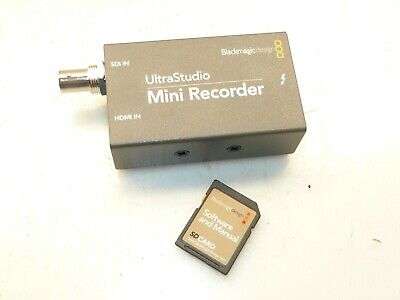 Blackmagic Design UltraStudio Mini Recorder - 001846