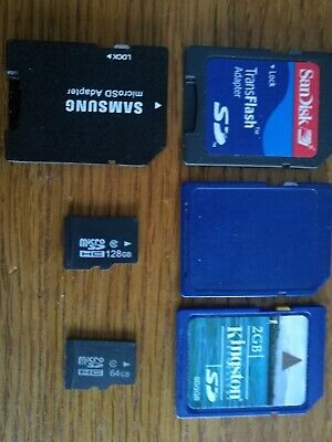 SD Cards - Used